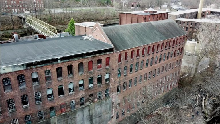Drone Flight – Keith/Strathmore Mill