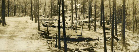 fire ruins 1907