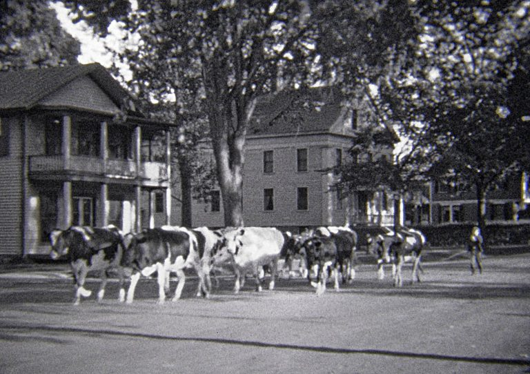 Franklin County in 1929