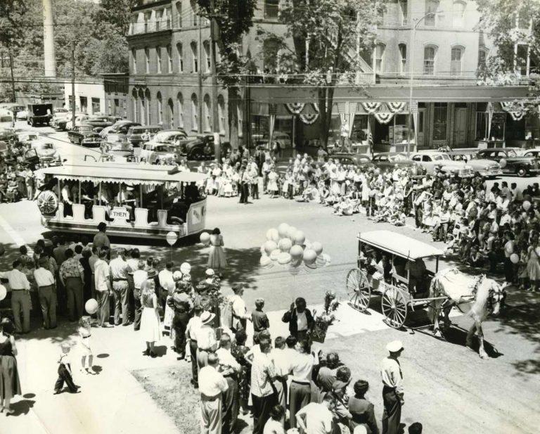 Montague Bicentennial Celebration – 1954
